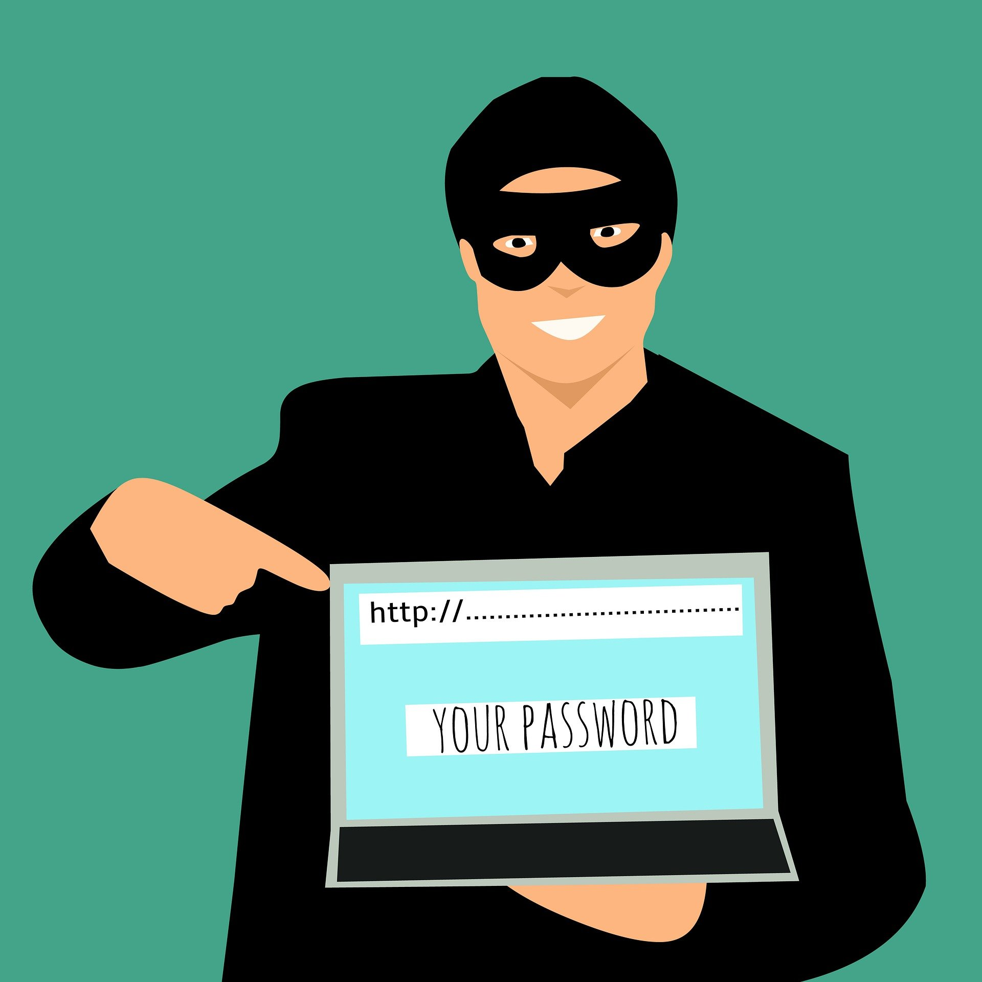 phishing attack hack protection